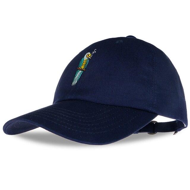 65d65a2e51e92 Marca Boné De Beisebol Dos Homens Bom Bege Cap chapéu Pai Homens pena cap  Snapback hip