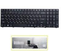 מקלדת RU חדשה עבור Acer Aspire 5336 5410 5532 5252 5536 5536 גרם 5738 5740 5714 5810 5810 T 7735 7551 RU רוסית מחשב נייד מקלדת