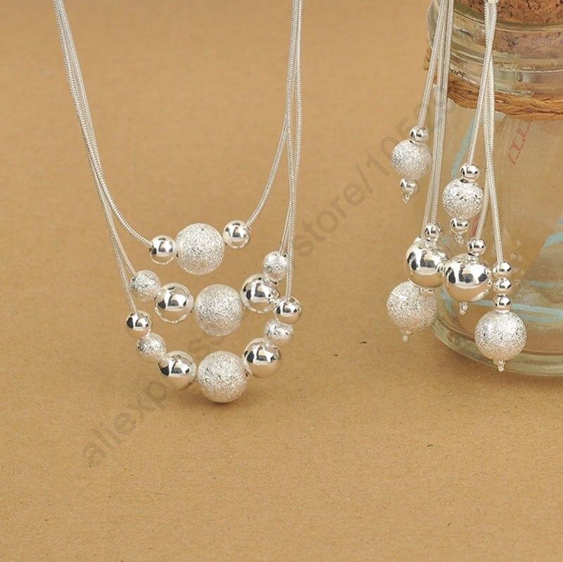 0d060e13645c ∞JEXXI plata esterlina 925 elegante mujer joyería Set