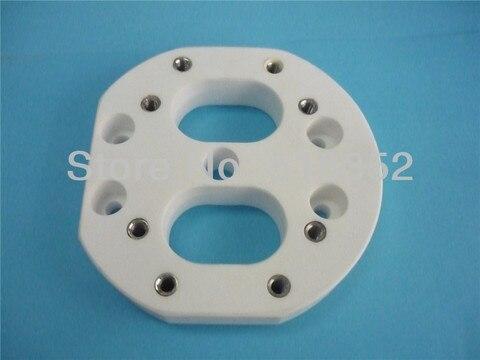 Isolamento de Cerâmica Máquina de Corte de Peças mm para Edm Mitsubishi Isolamento Placa Inferior Dia.117mmx 20 Fio X056c968g51 M310