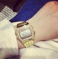 Mulheres superiores Marca de luxo Dos Homens Do Esporte Relógios Digitais Senhoras relógio Festina Chrono Calendário relogio feminino montre femme reloj mujer