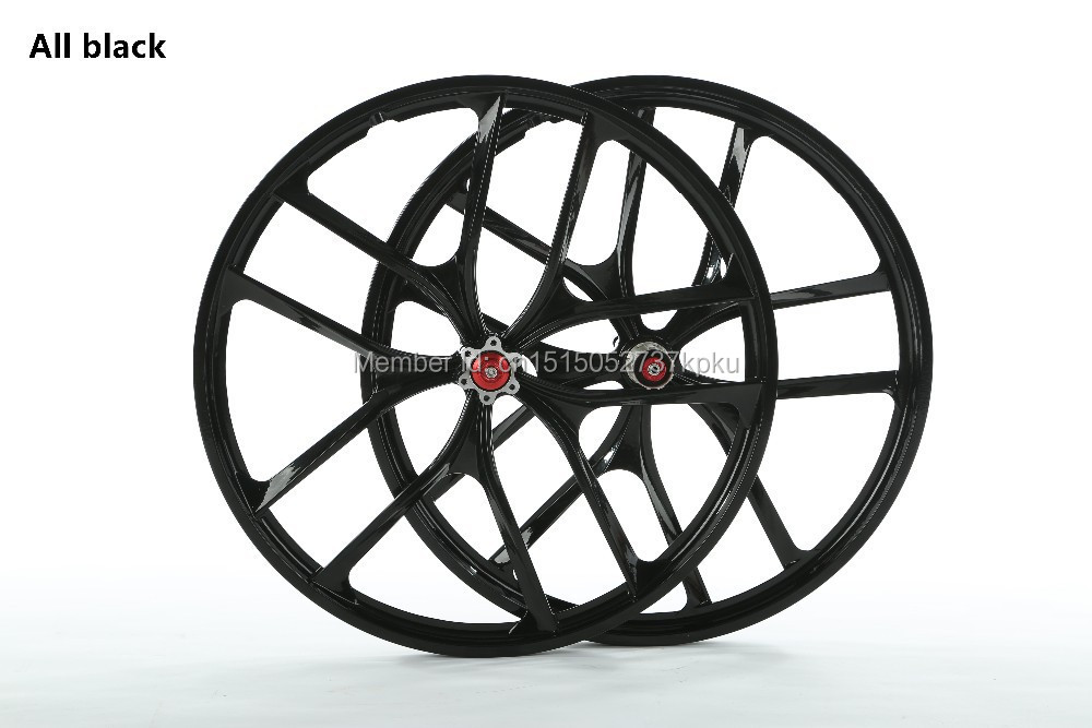 Mtb Selling One Pair Of Wheels 26 27 5 29 Inch Magnesium Alloy