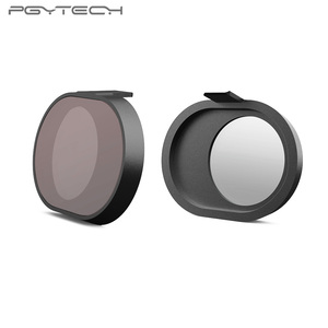Image 5 - Pgytech عدسة تصفية 4 قطعة/المجموعة لل dji شرارة عالية الوضوح nd4 nd8 nd16 nd32 كثافة محايد مرشح لل استطلاع كاميرا عدسة