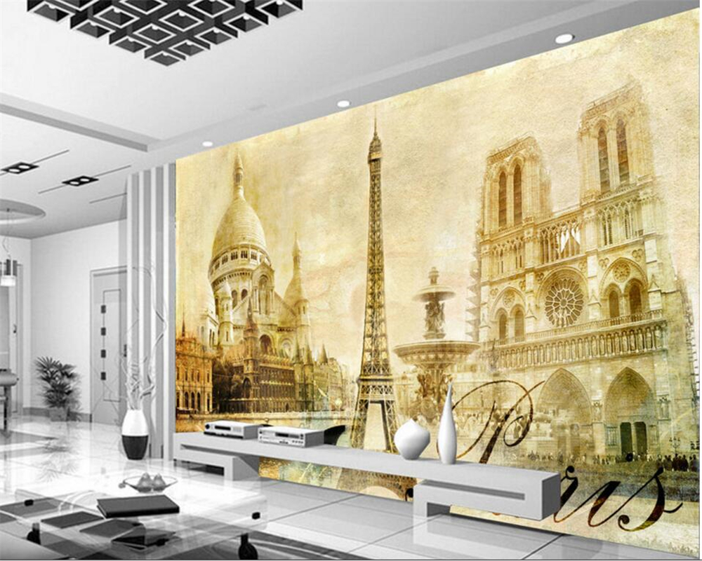 Fancy Parisian Wall Art Picture Collection - Wall Art Collections ...
