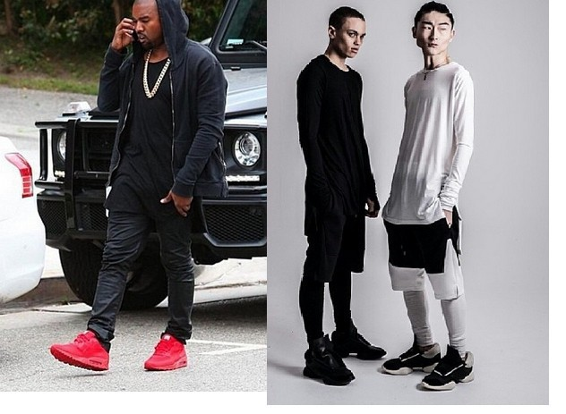 6be89e381 US $18.8 |2015 New arrival Fashion Hip Hop Man Spring Top tees T Shirt  Tshirt Men Tyga Swag Clothing Clothes Kanye West urban clothes-in T-Shirts  from ...