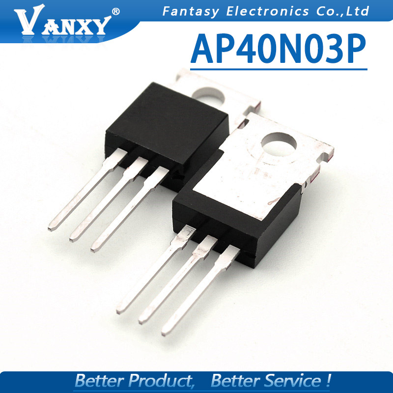 10pcs AP40N03GP TO-220 40N03P AP40N03P 40N03GP TO220