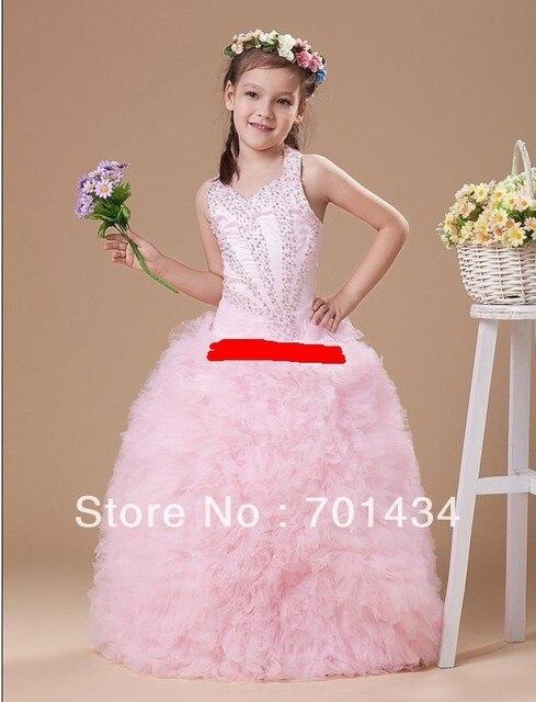 Nuevo estilo de la venta caliente de color rosa precioso little ...