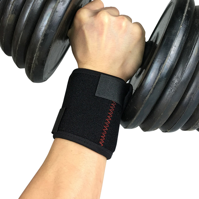 1PCS Adjustable Wrist Support Brace Wristband Men and Women Gym Professional Sports Protection Wrist