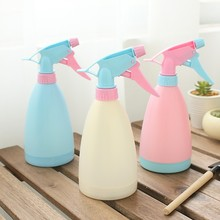 Multi-function candy color Watering cans Bonsai Hand Pressure Sprayer spray bottle Watering Gardening tool Pot Kettle Pouring