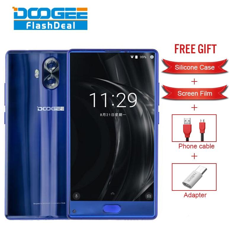 Original DOOGEE MIX Lite font b Smartphone b font 5 2 Inch Android 7 0 2GB