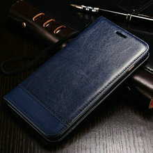 Leather Magnetic Case for IPhone X 8 5 6 6S 7 Plus Card Wallet Stand Noble Business Smart Holder Flip Bag Luxury Full Body New