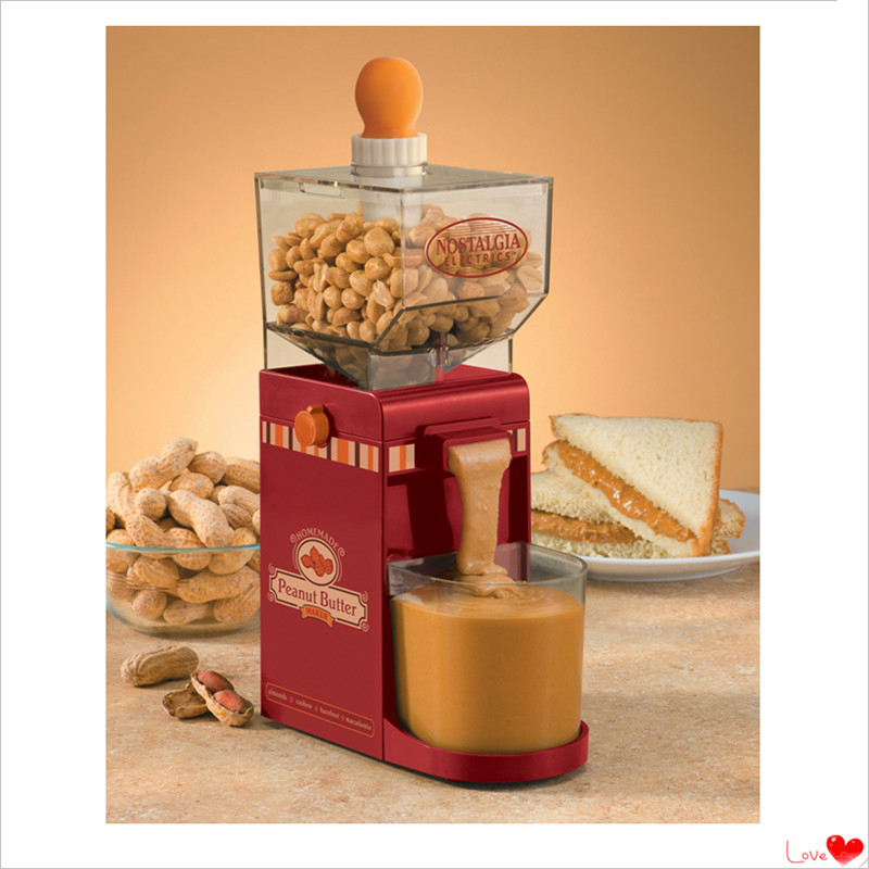 Peanut butter maker General Mills nutmeg chocolate muller electric grinder home cooking machine tools kitchen lounge bar household peanut butter maker machine home use peanut butter machine