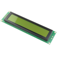 JHD 40x4 4004 40 4 Character LCD Module Yellow Green S6A0069