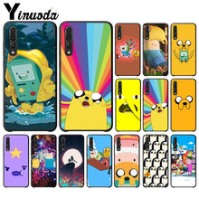 Yinuoda adventure time Beemo BMO Jake Finn Lumpy Case for Huawei P10 plus 20 pro P20 lite mate9 10 lite honor 10 view10 Cover(China)