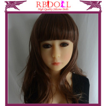 china artificial half body mini silicone sex doll for man