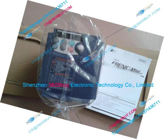 New Original Economic frequency converter FRN0.75C1S-7C 200V 5.0A 0.75KW