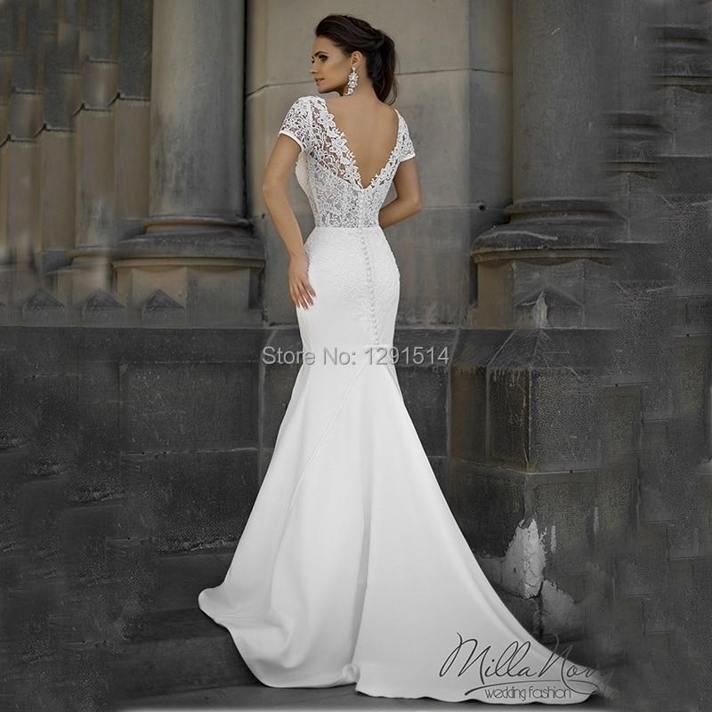 Aliexpress.com : Buy Milla Nova Designer Mermaid Wedding Dresses ...