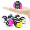 HYBON Mini 360 Panorâmica Câmera Subaquática Wi-fi Ultra HD 2448*2448 Câmera de Ação À Prova D' Água Esporte de Inverno Condução VR Esporte câmera