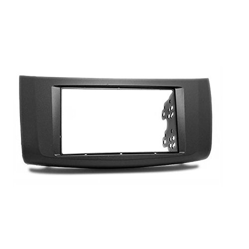 2 Din Car Radio Stereo Fascia Panel Frame DVD Dash Installation Kit for Nissan Sylphy, Sentra 2012+; Pulsar 2013+ with 178*102mm 2 din car dvd frame dashboard kits front bezel radio frame adaper dvd cover dash trim kit for kia rio 5 door rhd double din