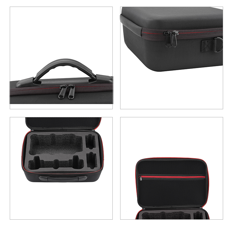 Image 4 - For Xiaomi Fimi X8 Se Rc Quadcopter Waterproof Carrying Bag Storage Handbag-in Camera/Video Bags from Consumer Electronics