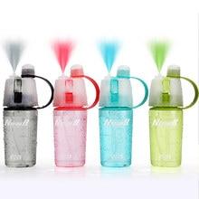 1000 ml Botella de Spray de Agua De Plástico Deportes BPA Libre Al Aire Libre de Bicicletas Ciclismo Gimnasio Portátil de Gran Capacidad Botella de Agua
