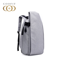 2017 Business Backpack For Men Laptop Backpack Large Capacity Anti Theft USB Charging Port Travel Backpack