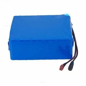 Image 2 - Liitokala 36 V 30AH bateria litowa 36 v 30000 mAh 18650 baterie pack dla rower elektryczny z 42 v 30A ochrona BMS