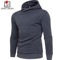 2018 New Fashion Hoodies Brand Men Solid Color Sweatshirt Male Men S Sportswear Hoody Hip Hop