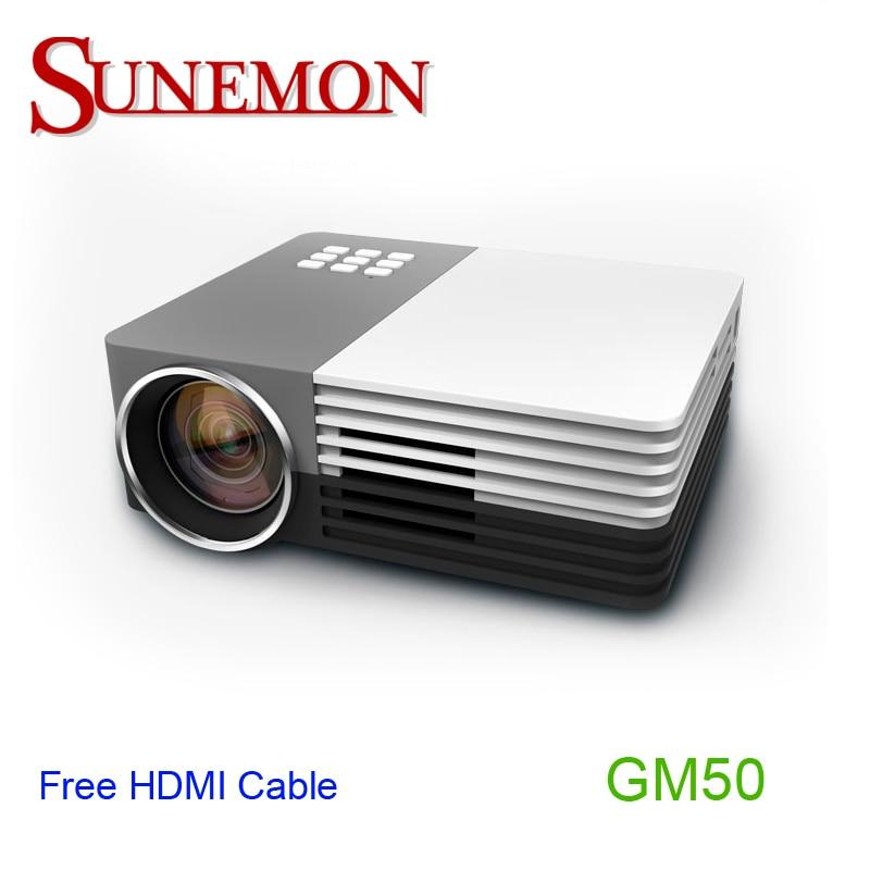Sale free shipping original aao gm50 mini wifi projector for Wireless mini projector reviews