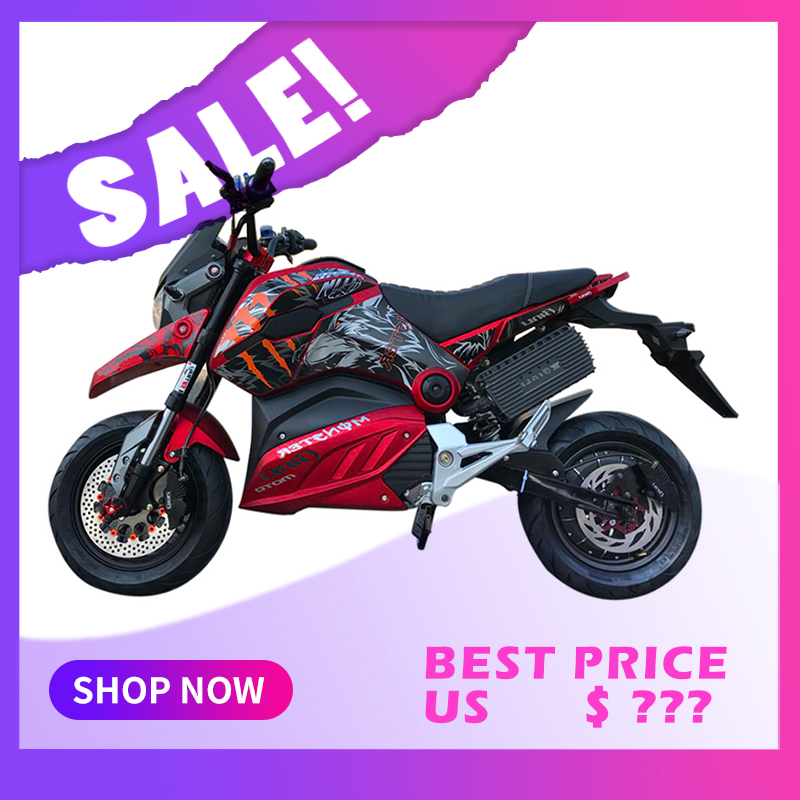 Electric Scooter Electric font b Bicycle b font Ebike Customized Motorcycle Aluminum Alloy Frame bicicleta electrica
