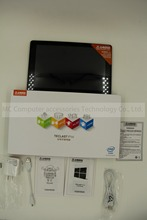 Newest10.1 Дюймовый Teclast X10HD 3 Г Двойная Система Z3736F 2.16 ГГц Tablet PC Android4.4 + Windows8.1 2560×1600 Воздуха Retina 2 ГБ DDR3L 64 ГБ
