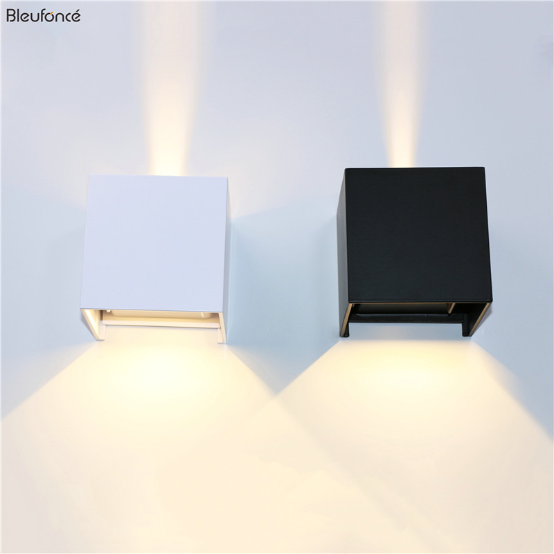 Lampu Kalis Air IP65 Luaran Moden LED Wall Light Indoor Sconce Lampu hiasan Lampu Serch Garden Lights Wall Lamp BL700