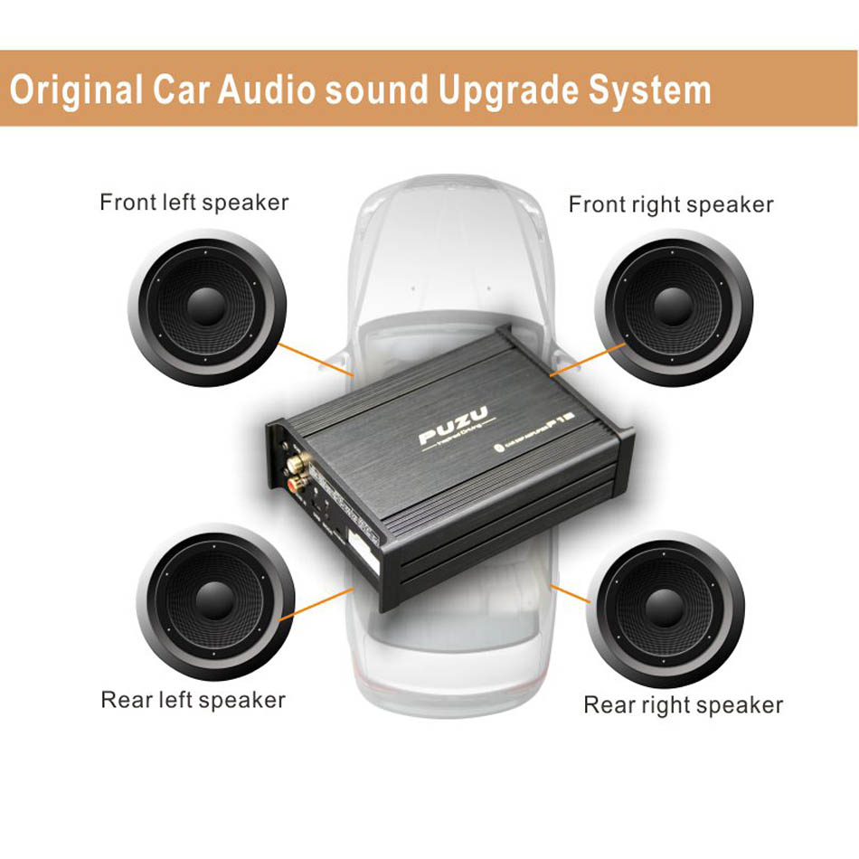 car audio upgrade dsp signal processor amplifier 4x100w support android app car dsp audio. Black Bedroom Furniture Sets. Home Design Ideas