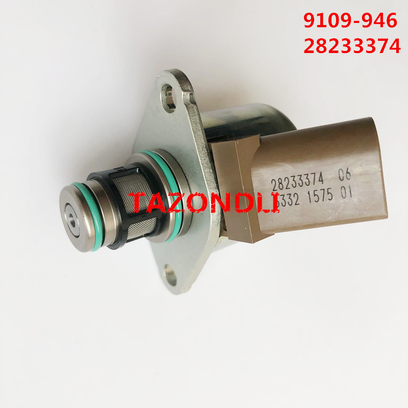 Original and new Inlet Metering Valve IMV 9109 946 28233374