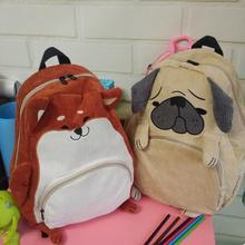 Стильная футболка с изображением персонажей видеоигр животных рюкзак школьные сумки для девочек большей емкости Рюкзак школьников сумка рюкзак