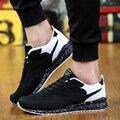 Бренд Дизайнер Иордания Ретро Обувь Удобная Мужчины Повседневная Обувь Мужчины Обувь Корзина Femme Мода Спортивная обувь Холст прогулки квартиры