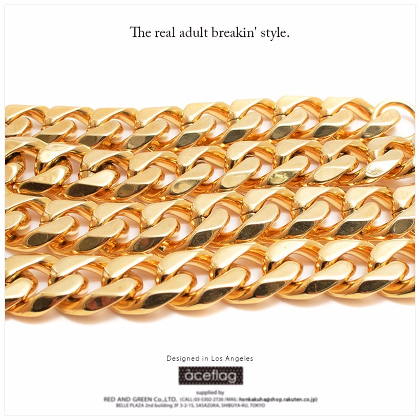 gold chain men