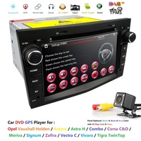7Special Car DVD for Opel Astra H from 2004 & Opel Combo from 2004 & Opel Corsa C 2004 2006 & Opel Corsa D from 2006 DTV BT DAB