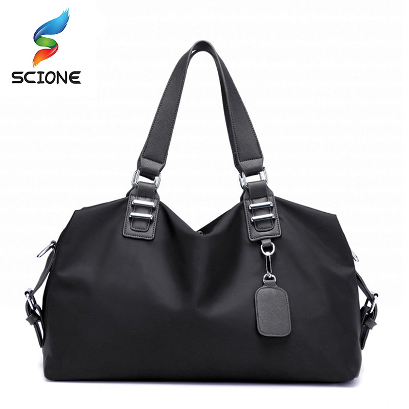 Hot Outdoor Fitness Travel Handbag Training Sports Gym Shoulder Bag Men Women Traveling Duffel Crossbody Bag Yoga Sac De Sport