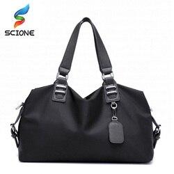 Hot Outdoor Fitness Travel Handbag Training Sports Gym Shoulder Bag Men Women Traveling Duffel Crossbody Bag Yoga sac de sport