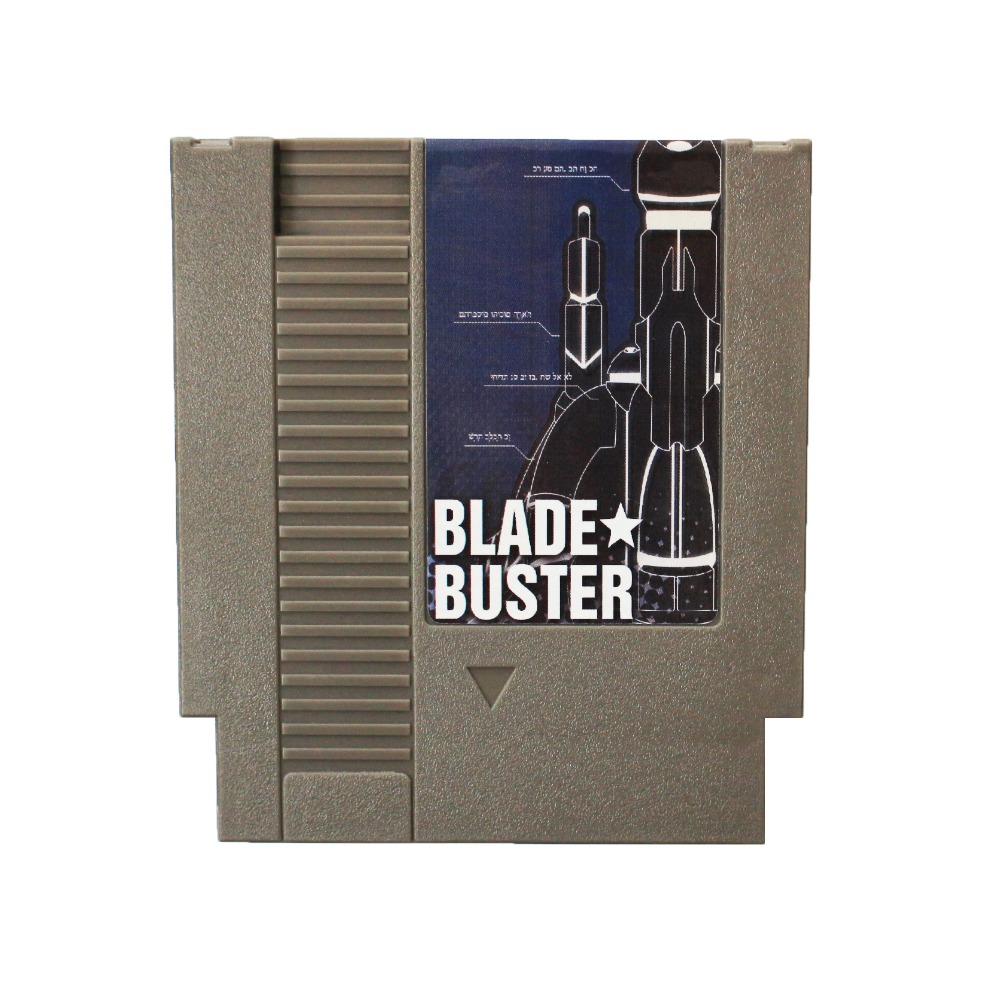 Drop Shipping! <font><b>72</b></font> <font><b>Pins</b></font> cartridge 8 Bit <font><b>Game</b></font> <font><b>Card</b></font> Drop Shipping - Blade Buster image