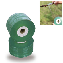1roll 100m Self Adhesive Nursery Grafting Tape Stretchable For Garden Tree Seedling Supplies New