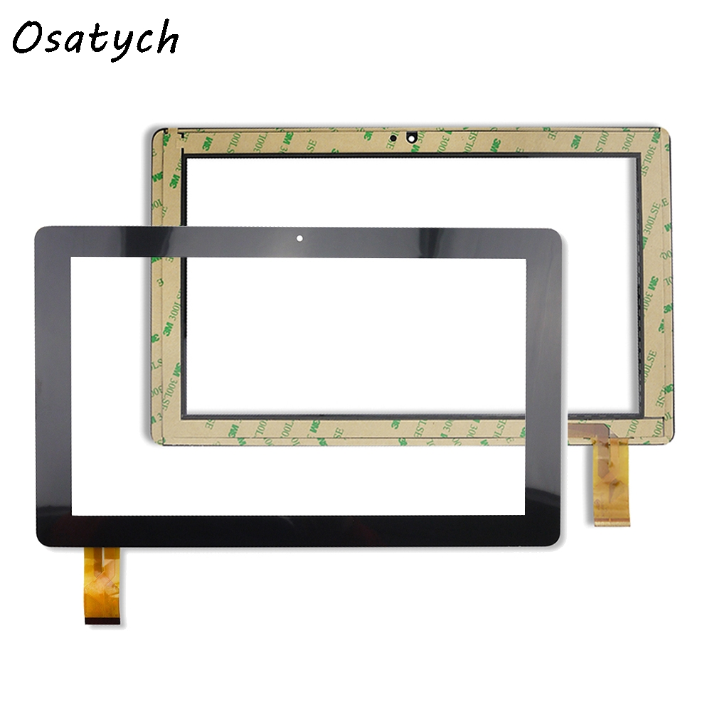 10.6 Inch Black for Dragon Touch X10 Touch Screen Octa Core Tablet PC Digitizer Glass Panel Free Shipping rx16 tx26 ju sr dh 1007a1 fpc033 v3 0 dh 1007a1 fpc033 10 1inch touch screen panel for tablet pc noting size and color