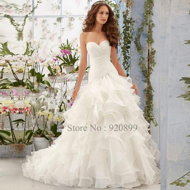 Fotos vestidos de novia civil