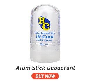 Alum Stick Deodorant