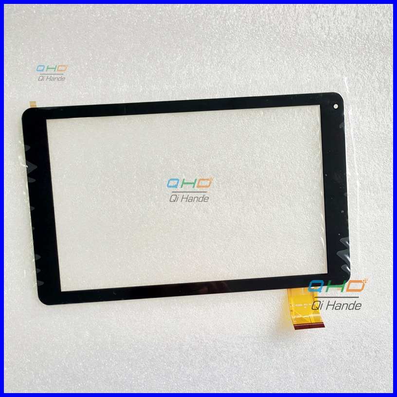 New replacement Capacitive touch screen touch panel digitizer sensor For 10.1'' inch Tablet XC-PG1010-055-0A-FPC D&T Free Ship black new 7 inch tablet capacitive touch screen replacement for 80701 0c5705a digitizer external screen sensor free shipping