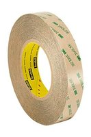 3M 9472LE 300LSE Laminating Adhesive Transfer Tape, Clear, 5mil 2X60YD Pack of 1