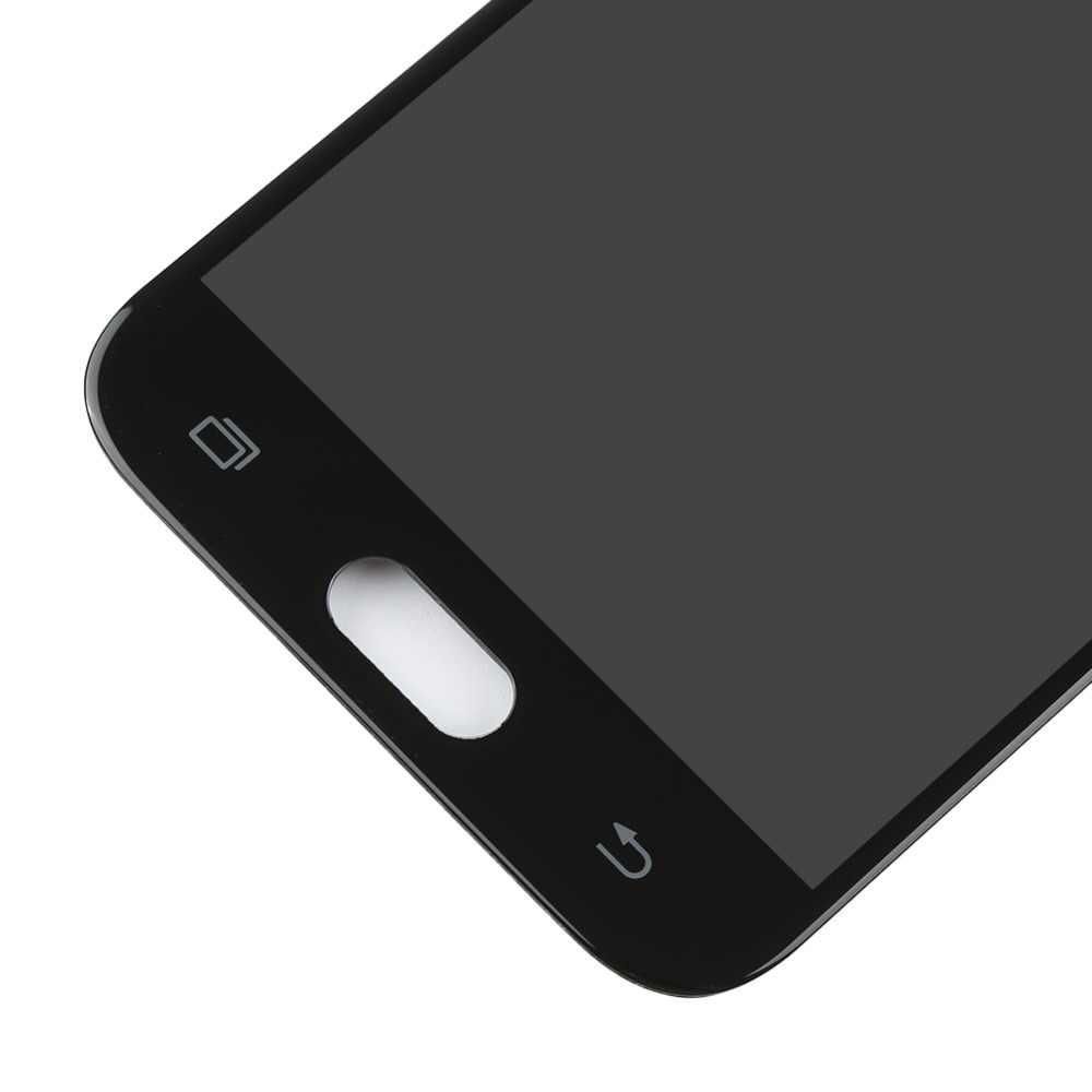 J330 شاشات lcd لسامسونج غالاكسي J3 2017 شاشة الكريستال السائل J330 J330F J330G شاشة الكريستال السائل محول الأرقام بشاشة تعمل بلمس لسامسونج J3 2017 شاشة