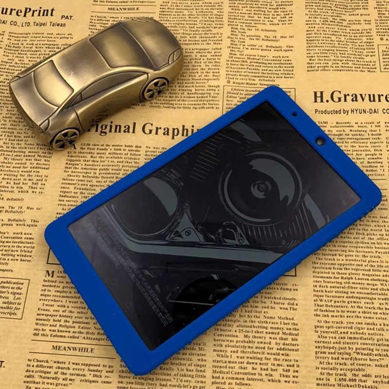 HOT Silicone Case For Huawei Mediapad T3 7 0 WIFI BG2-W09 Not For 3G  Version Soft Cover For Huawei Honor Play Pad 2 7 0+Pen