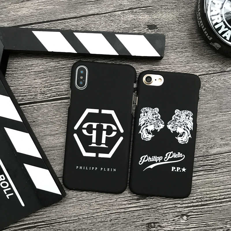 d43a21d9641 ... New PHILIPP PLEIN Matte hard plastic cover case for iphone 5 5S SE 6 6S  S ...